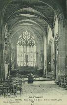 Notre-Dame de la Cour. - Intérieur de la Chapelle |