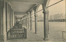 La Grande Place, la Galerie | Neurdein