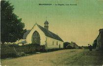 La Chapelle, route Nationale |