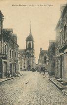 La Rue de l'Eglise |
