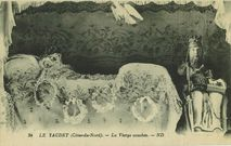 Le YAUDET - La Vierge couchée |