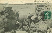 Type de pêcheur d'esques | L. Olive C.R.