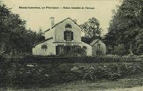 Maison forestière de Floranges | Lauzanne J.