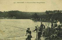 Le Concours de Pêche à l'Etang de Kersalo |