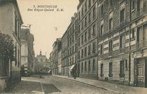 Rue Edgar-Quinet |