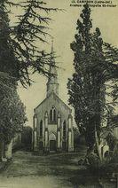 Avenue et Chapelle Saint-Victor  
