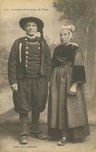 Costumes de Gouezec, St-Thois | Le DOARE
