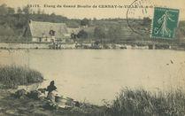 Etang du Grand Moulin de CERNAY-la-VILLE |