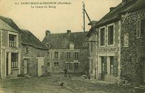 Le Centre du Bourg  