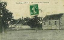 L'Ecole libre des filles et la chapelle |
