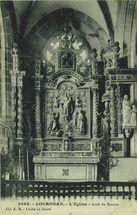 L'Eglise - Autel du Rosaire | Le DOARE