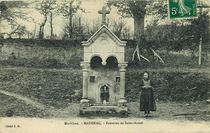 Fontaine de Saint-Armel  