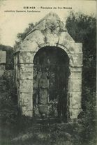 Fontaine de Ste-Nonne  