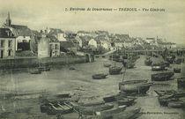 Environs de Douarnenez - Tréboul - Vue générale |