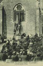 Le Christ est mis en Croix | Decker F.