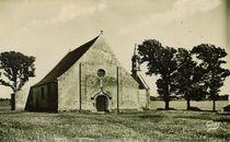 La chapelle vue de face | Gaby