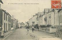Rue Haute, Route de Nantes |