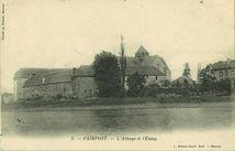 L'Abbaye et l'étang | Le MICHEL