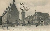 Le Musée Dobrée et la Maison du Duc Jean V | Nouvelles Galeries