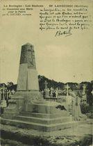 Le Monument aux Morts pour la Patrie par H. GOUZIEN, statuaire | Bocquenet