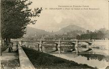 Pont de Canot et Fort Rosemont |