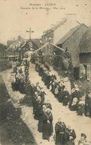 Souvenir de la Mission - Mai 1914 |