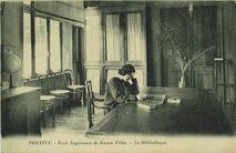 La Bibliothèque |