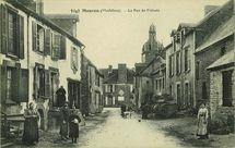 La Rue de Frénais |