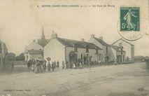 Un Coin du Bourg | Le DELEY