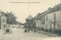 La Route de la Barre-David |