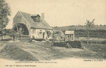 Le Moulin Ragon (côté est). | J.d.