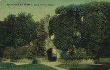 Entrée du Vieux Château |