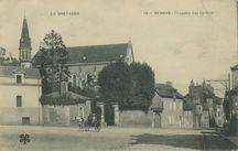 Chapelle des Carmes |