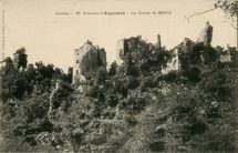 Les Ruines de MERLE |