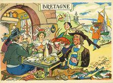Une halte en Bretagne | Liozu Jacques