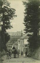 Rue du Port-Rhu - L'Eglise Saint-Michel |