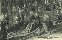 La Guipure d'Irlande à PLOUHINEC (Finistère)  