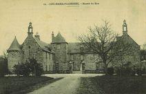 Loc-Maria-Plabennec. Manoir du Rest |