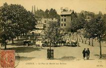 La Place du Marché aux Bestiaux | A.g.