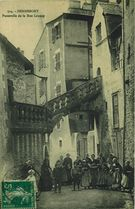 Passerelle de la Rue Launay |