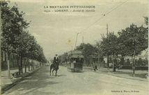Avenue de Merville |