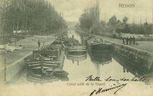 Canal (côté de la Digue) |