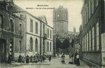 Vue de la Rue principale | Bailly Ch.