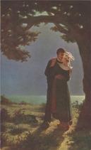 Le baiser - The kiss - Der Kuss - El beso -Il baccio | Alizard Jean-Paul