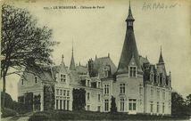 Château de Porcé |