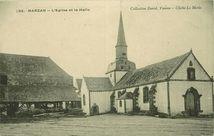 L'Eglise et la Halle | Le MERLE