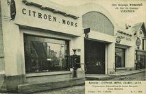 Garage TOMINE 42, Rue du Roulage VANNES   Bocquenet
