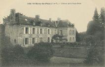 Château de la Haye-Dirée |
