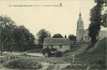 Le Moulin et l'Eglise |