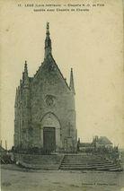 Chapelle N.D. de Pitié appelée aussi Chapelle de Charette | Le DELEY E.